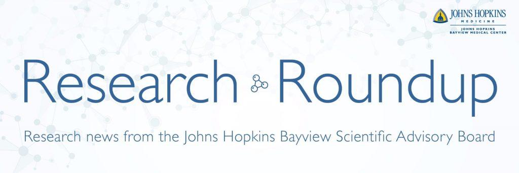2017 News : Johns Hopkins Center for Innovative Medicine