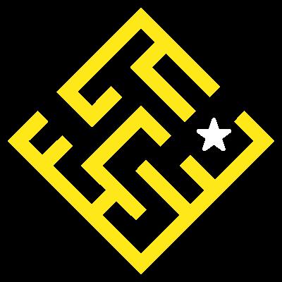 A star in a maze