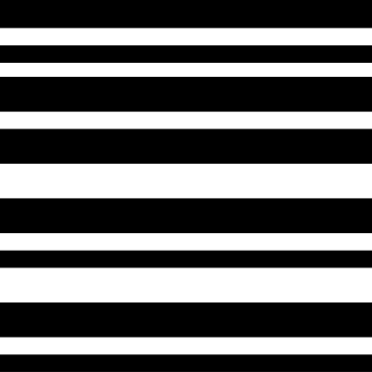 parallel lines of different thickness