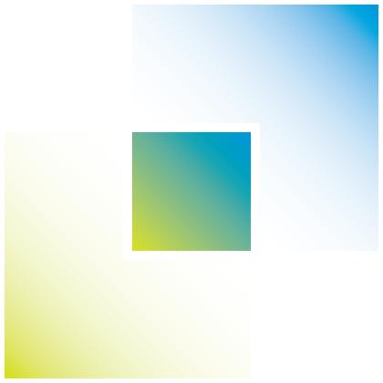 Contrasting square